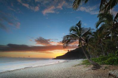 Príroda a pláže Réunionu