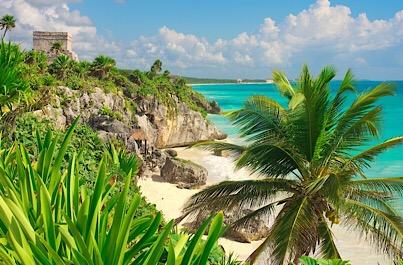 Krásy severovýchodného Yucatánu