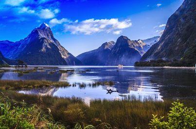 Za prírodou južného ostrova Nového Zélandu