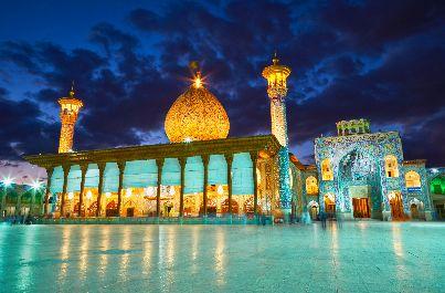 Krásy Perzie