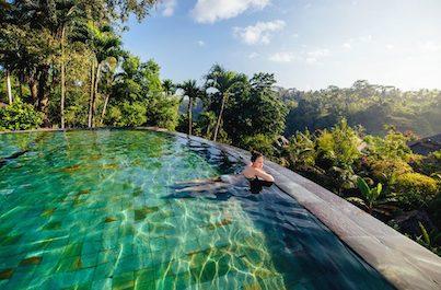 Luxusní zážitková dovolená Bali
