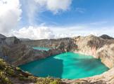 Príroda Floresu, komodský drak a mystické Bali